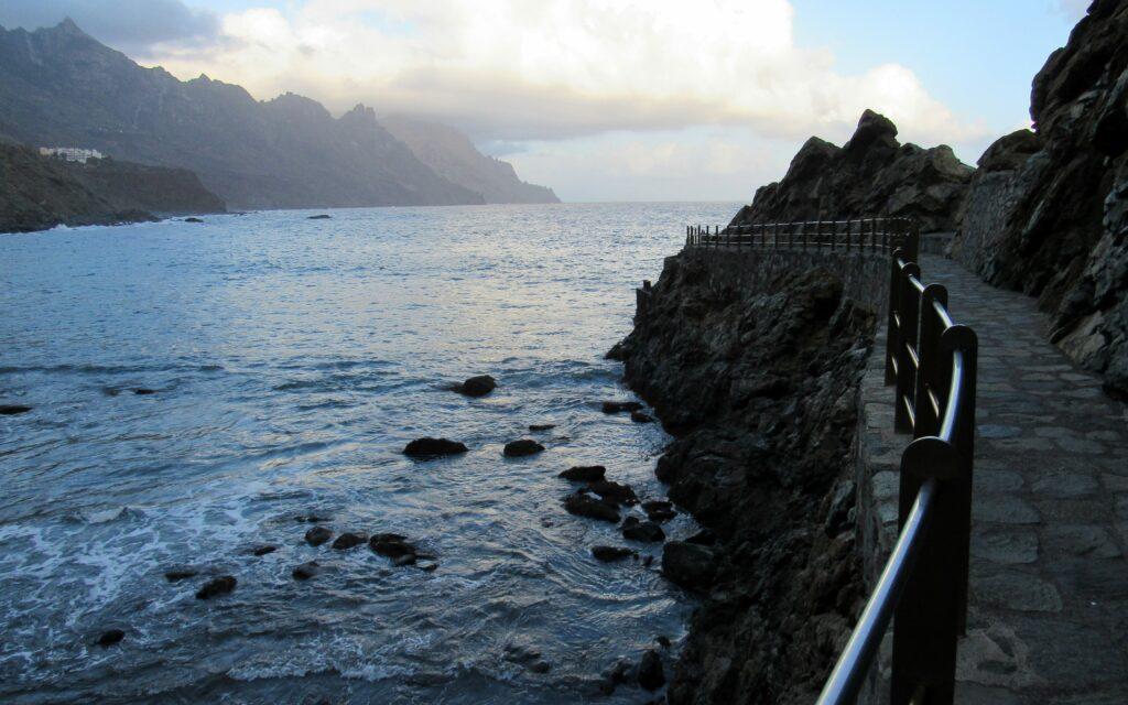 Amanecer en Roque de las Bodegas