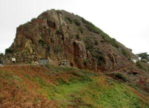 Casas cuevas en Tenerife