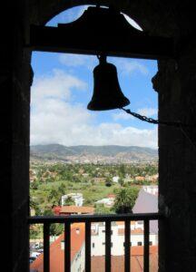 Vistas desde el campanario de San Cristóbal de la Laguna