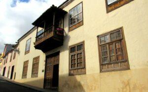Casa parroquial de Los Realejos