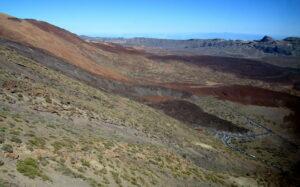 Paisajes del Teide