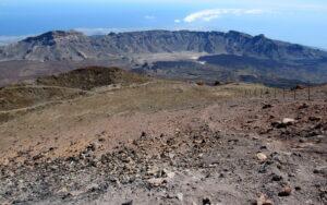 Paisajes volcánicos en Tenerife