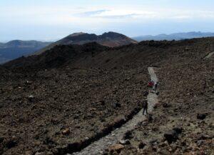 Rutas por el volcán del Teide