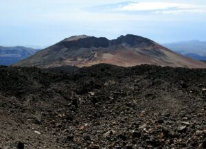 Pico Viejo. Volcán de Tenerife