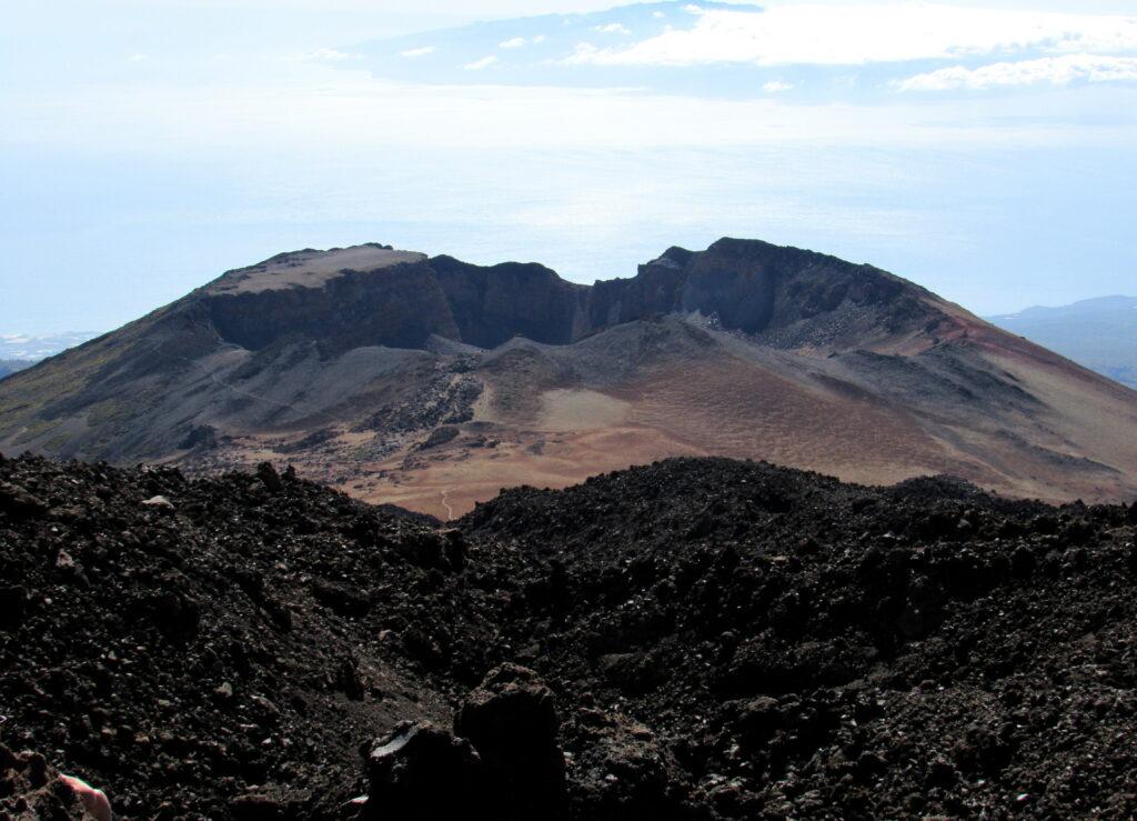 Cráter Pico Viejo