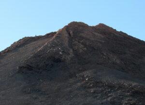 Cráter del Volcán del Teide