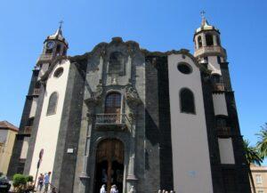 Iglesia Matriz de la Concepción en La Orotava