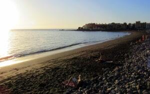 Playa de la Calera en La Gomera