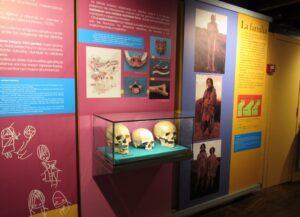 Museo arqueológico de San Sebastián de La Gomera