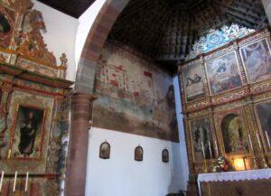 Iglesia de la Asunción en San Sebastián de La Gomera