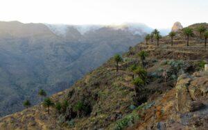 Miradores en La Gomera