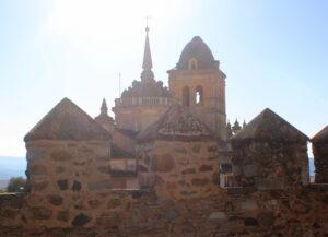 Iglesias de Jerez de los Caballeros
