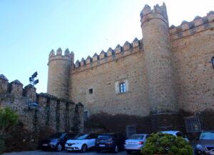 Palacio de Zafra