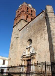 Iglesia de la Candelaria en Zafra