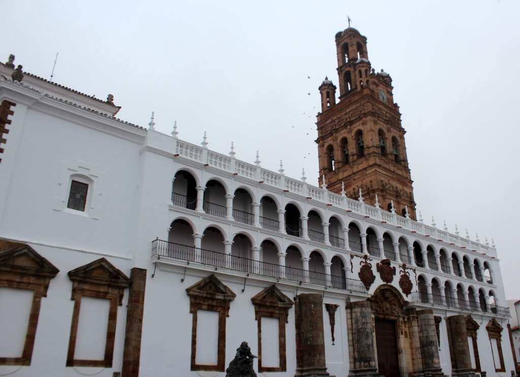 Iglesia Mayor de Ntra, Señora de Granada en Llerena
