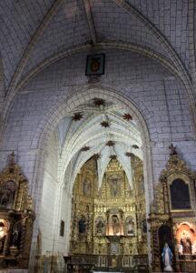 Iglesia de Santiago Apóstol en Llerena