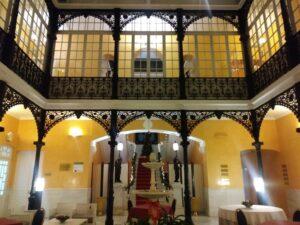 Palacio de Doña Mariana en Llerena