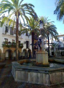 Plaza Grande de Zafra
