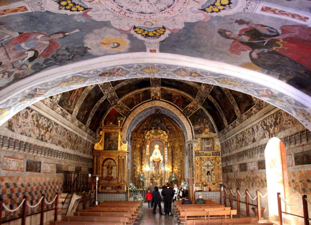 Ermita Virgen del Ara. Fuente del Arco
