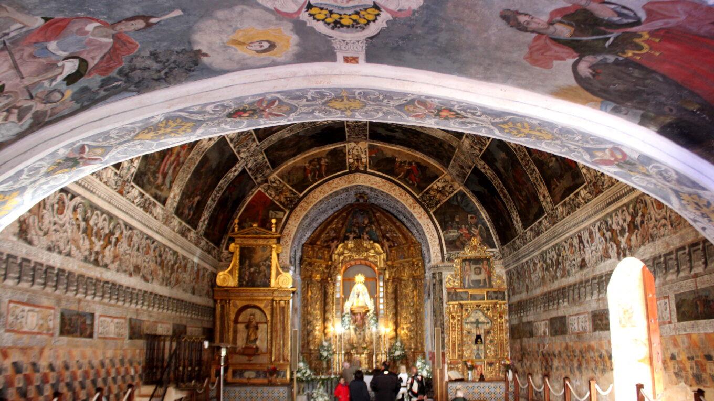 Capilla de la Virgen del Ara