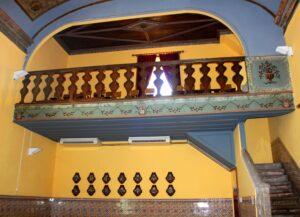 Coro de la iglesia de San Vicente