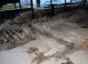 Baños romanos en Braga