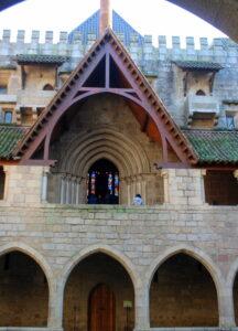 Capilla del Palacio de los Duques de Braganza. Que ver en Guimaraes