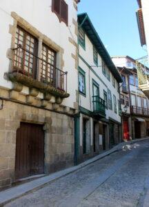 Barrio medieval de Guimaraes