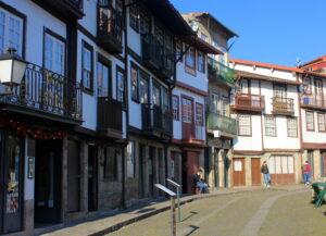 Plaza de S. Tiago en Guimaraes