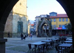 Largo de Oliveira en Guimaraes