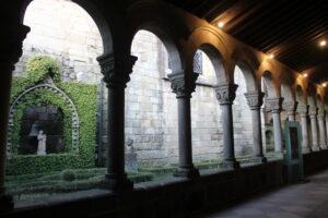 Arcos del claustro Museo Alberto Sampaio
