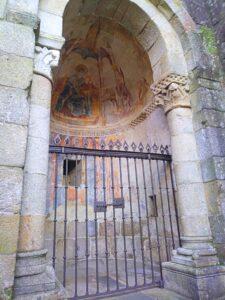 Claustro de San Amaro en Braga