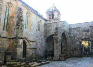Claustro de San Amaro Catedral de Braga