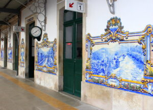 Estación de Pinhao