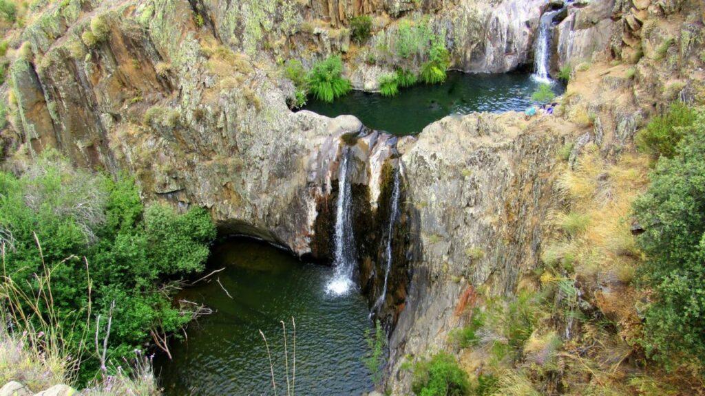 Salto de agua de Guadalajara