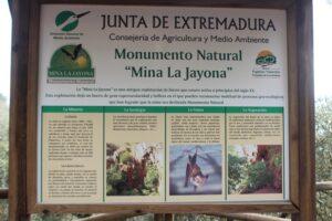 Monumento Natural Mina de la Jayona
