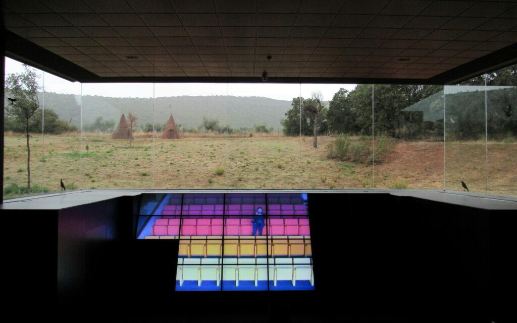 Centro de Visitantes de Horcajo de los Montes