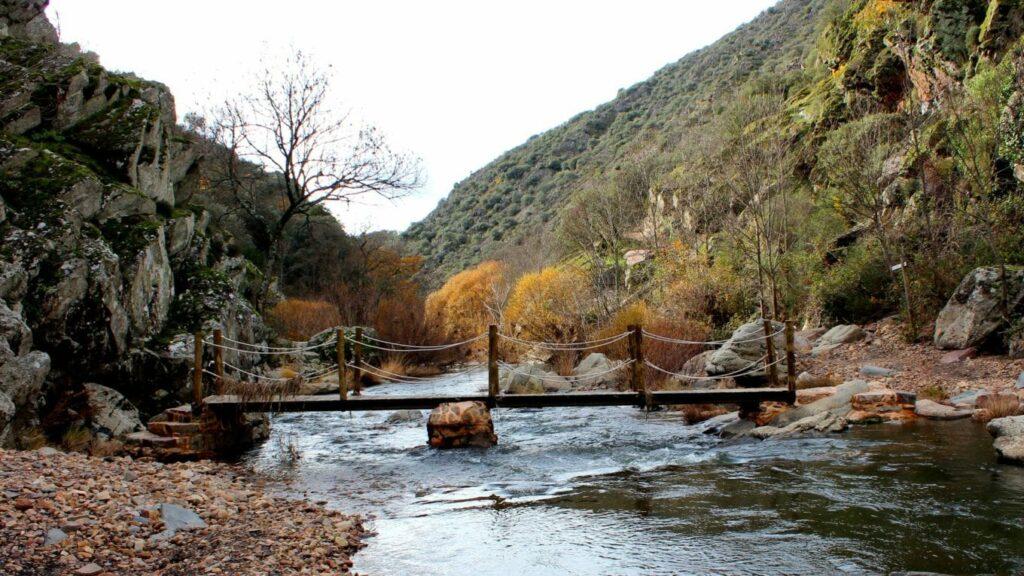 Río Estena. Ruta del Boquerón de Estana