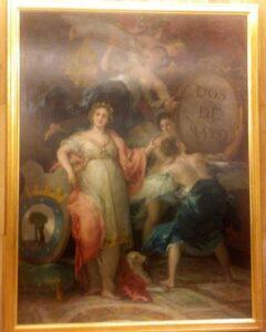 La Alegoría de Goya