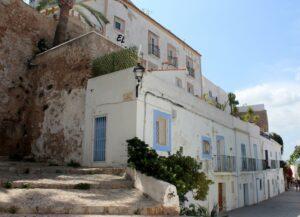 Qué ver en la Dalt Vila. Ibiza