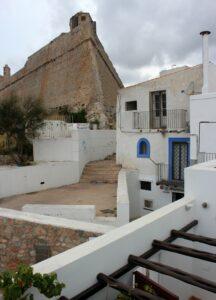 Dalt vila de Ibiza