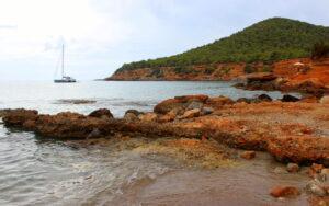 Playa de Bol Nou en Ibiza