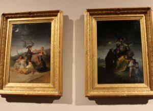 El Aquelarre y las Brujas de Goya