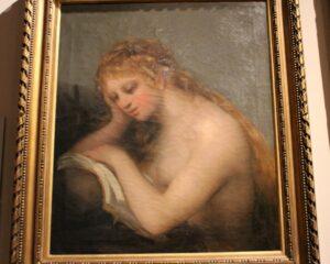 La Magdalena de Goya