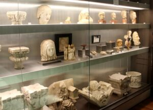 Arqueología del Museo Lázaro Galdiano