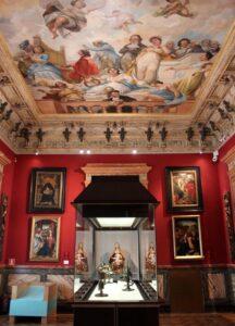 Sala del museo Lázaro Galdiano