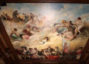 Alegoria de Goya en el Museo Lázaro Galdiano