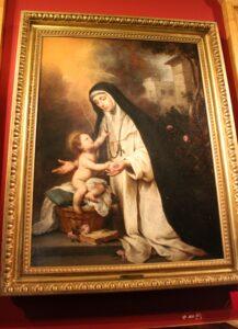Pinturas en el Museo de Lázaro Galdiano