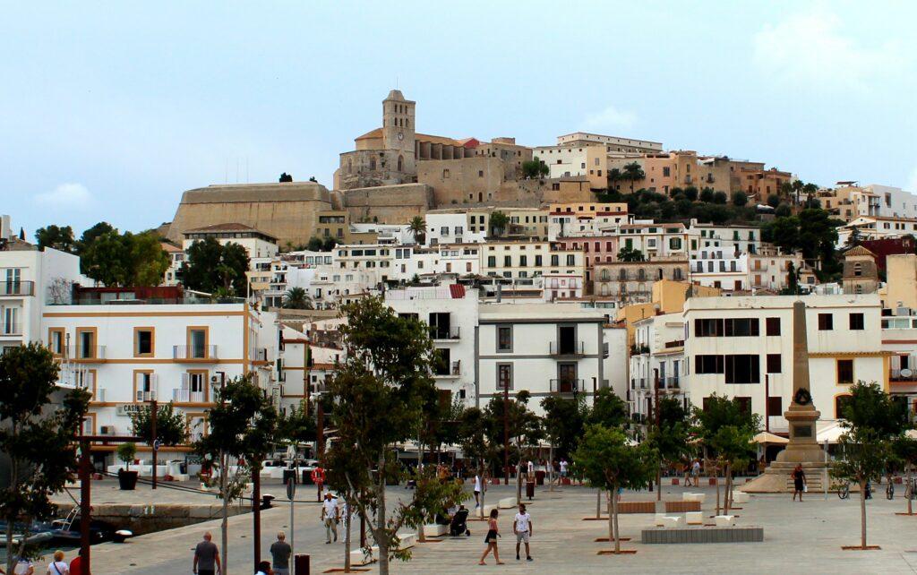 Ibiza. Dalt Vila
