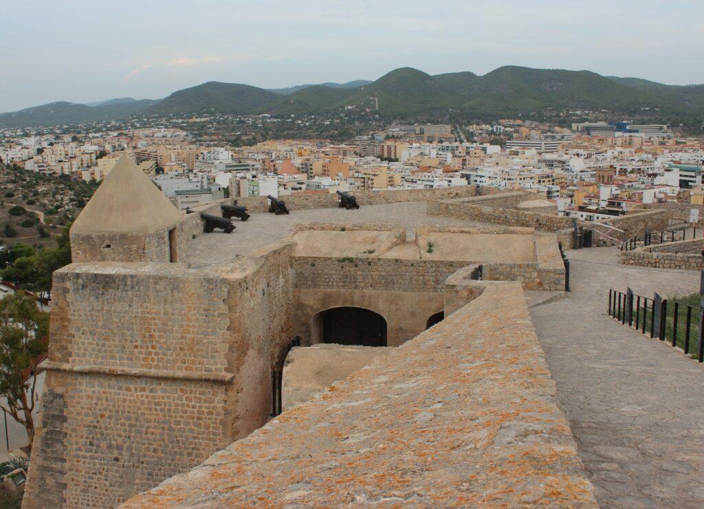 Murallas de Ibiza